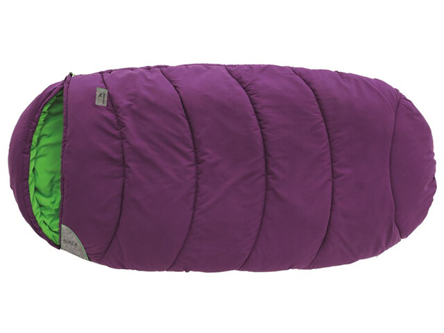 Easy Camp Ellipse Sleeping Bag Kids majesty purple